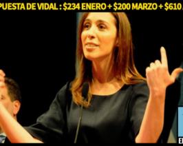 La propuesta de Vidal a los maestros es una falta de respeto