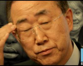 ONU: Ban Ki-Moon avergonzado por el escándalo de abusos sexuales a menores que involucra a Malcorra