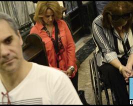 El novio: gurú espiritual y contratista millonario del Gobierno Porteño