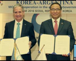 Voto Electrónico: el Memorándum que Ibarra firmó con Corea ¿Otro Memo trucho?