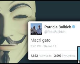 """Medios hegemónicos señalan a Niño Orsino como el """"único sospechoso"""" del hackeo a Bullrich"""