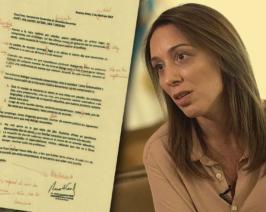 Docentes le dan una clase gratis a Vidal y le devuelven su carta corregida