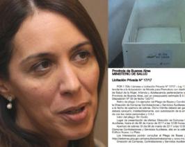 Vidal gasta millones de la provincia quebrada en nuevos moisés de cartón al tiempo que paga millones por el depósito de los kits Qunita