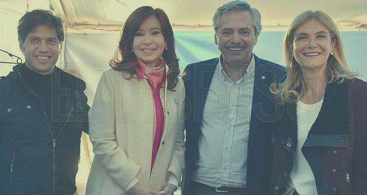kicillof Magario El Disenso