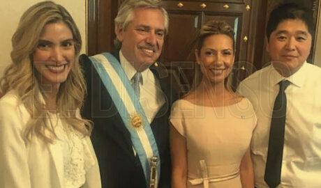 El novio de Sofia Pacchi contratista del Estado Argentino - El Disenso