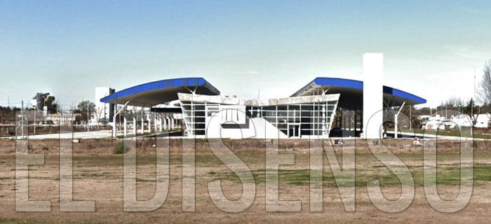 Terminal de omnibus de Junín - El Disenso