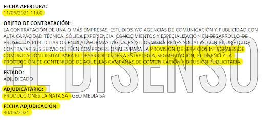 Contrato Navarro 64.8 millones - El Disenso
