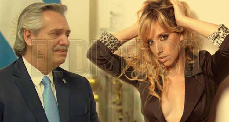 Alberto Fernández - Tamara Pettinato - El Disenso