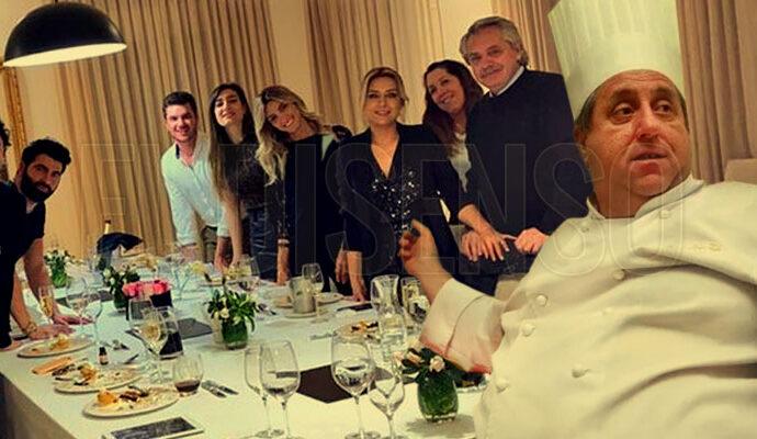 Ariel Paoletti Cocinero de Olivos - El Disenso
