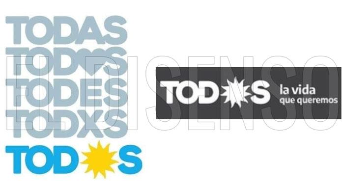 Todos los Logos Todos - El Disenso