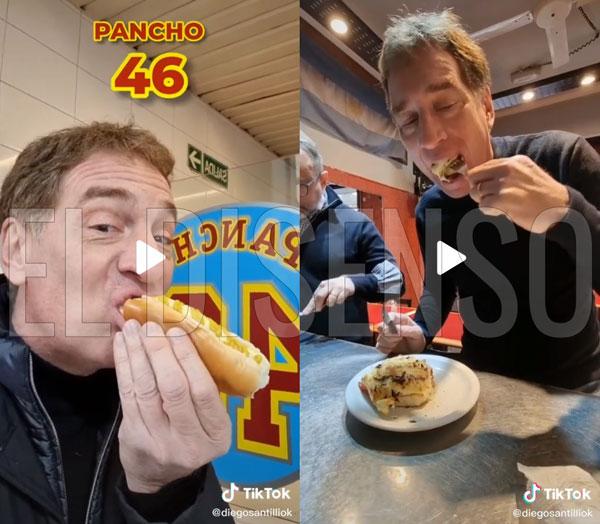 Santilli comiendo con la suya - El Disenso