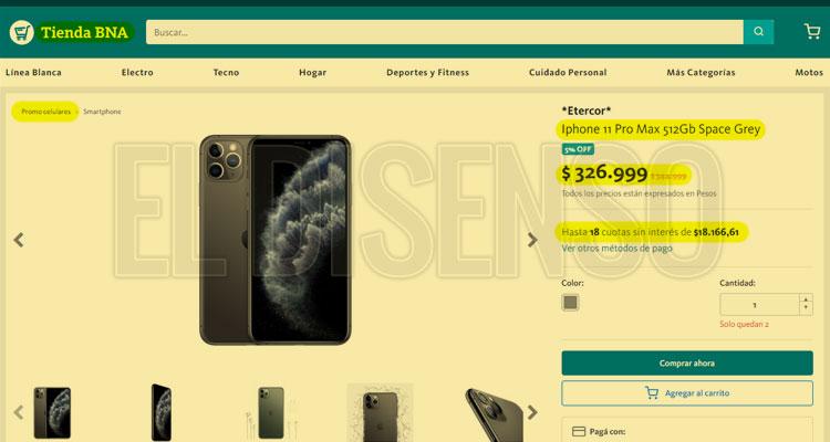 iPhone subsidiado - El Disenso