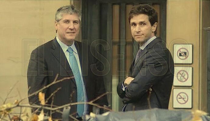 Amado Boudou con Guido Forcieri - El Disenso
