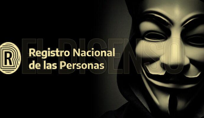 Hackeo RENAPER - El Disenso