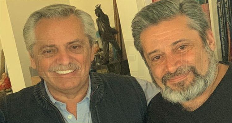 Víctor Santa María y Alberto Fernández - El Disenso